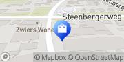 Kaart Damesmode Dekker Modehuis Zuidwolde, Nederland