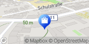 Karte Gravieranstalt Hans-Peter Mennen Mönchengladbach, Deutschland