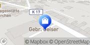 Karte Gebr. Geiser GmbH Mönchengladbach, Deutschland