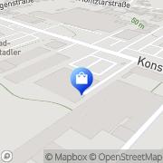 Karte Netto Filiale Mönchengladbach, Deutschland