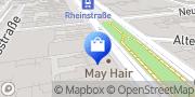 Karte Vodafone Shop Mobilfunk Center Ostwall Krefeld, Deutschland
