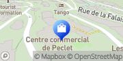 Carte de Skiset Snowberry Saint-Martin-de-Belleville, France