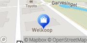 Kaart Welkoop Vriezenveen Vriezenveen, Nederland