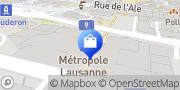 Carte de GUESS Lausanne, Suisse