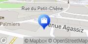 Carte de Pharmessence Lausanne, Suisse