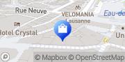 Carte de Foot Locker Lausanne, Suisse