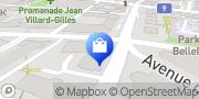 Carte de A La Maison du Cadre Lausanne, Suisse
