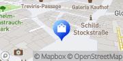Karte Apollo-Optik Trier, Deutschland