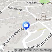 Kaart Kijkshop BV Winterswijk, Nederland