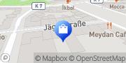 Karte Vodafone Shop Duisburg, Deutschland
