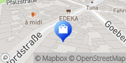 Karte Apollo-Optik Düsseldorf, Deutschland