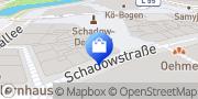 Karte o2 Shop Düsseldorf, Deutschland