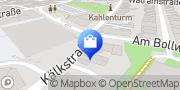 Karte Bollwerk-Apotheke Euskirchen, Deutschland