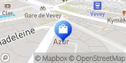 Carte de Azur Vevey, Suisse