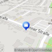 Karte Gemeinde Weilerswist der Bürgermeister Weilerswist, Deutschland