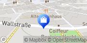 Karte Netto City Filiale Ratingen, Deutschland