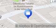 Karte o2 Shop Mülheim an der Ruhr, Deutschland