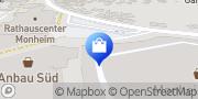 Karte Apollo-Optik Monheim, Deutschland