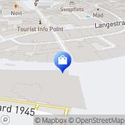Karte V & D Enschede, Niederlande