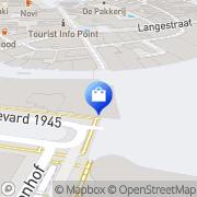 Kaart Primark Enschede, Nederland