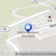 Karte Netto Filiale Swisttal, Deutschland
