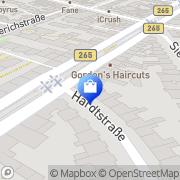 Karte Ahorn-Apotheke Inh. Dietlind Schwenke-Kamps Köln, Deutschland