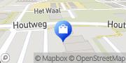 Kaart Emmerhout Apotheek Emmen, Nederland