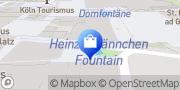 Karte RIMOWA Flagship Store Köln Köln, Deutschland