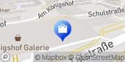 Karte Apollo-Optik Mettmann, Deutschland