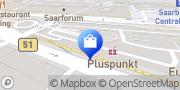 Karte WMF Saarbrücken, Deutschland