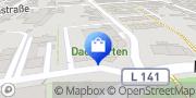 Karte PENNY-Markt Discounter Solingen, Deutschland