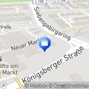 Karte Dreamlike Vape Store Inh. Rene Fischer Meckenheim, Deutschland