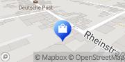 Karte Guett-Dern | Fachbetrieb für Sicherheit, Fenster & Türen Bonn Bornheim, Deutschland
