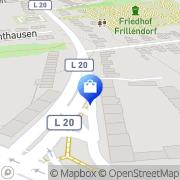 Karte Migdalski & Borzy Essen, Deutschland