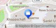 Karte Vodafone Shop Gelsenkirchen, Deutschland