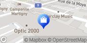 Carte de Opticien Optic 2000 - Martigny Martigny-Ville, Suisse