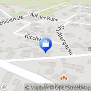 Karte Feuerwehrgerätehaus Büchel, Deutschland