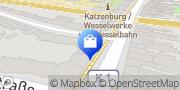 Karte Netto City Filiale Bonn, Deutschland