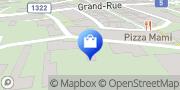 Karte JM institut de beauté La Neuveville, Schweiz