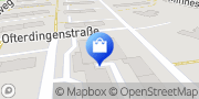 Karte Netto City Filiale Essen, Deutschland
