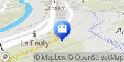 Carte de TélélaFouly-ChampexLac SA Orsières, Suisse