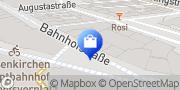 Karte Netto Filiale Gelsenkirchen, Deutschland