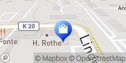 Karte Apotheke am Flughafen Köln, Deutschland