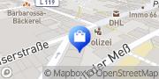Karte o2 Shop St. Ingbert, Deutschland