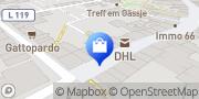 Karte Vodafone Shop St. Ingbert, Deutschland