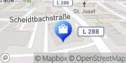 Karte Netto Filiale Bergisch Gladbach, Deutschland