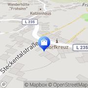 Karte Florian-Apotheke St. Ingbert, Deutschland