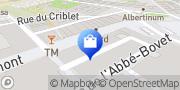 Carte de Fielmann Fribourg, Suisse