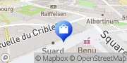 Carte de CALIDA Fribourg, Suisse