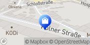 Karte Apollo-Optik Troisdorf, Deutschland